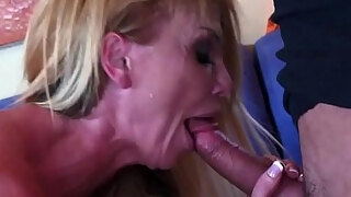 hot golden haired milf cant have sufficiently rod