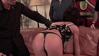 mature wifey bonks in front of spouse
