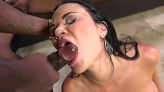 interracial monster cock cumshot compilation 8 milf edition