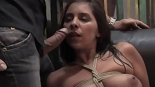 sexy hawt sweetheart predominated and fucked in rock hard servitude
