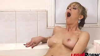 squirting milf cherie deville fucked balls deep by handymans huge cock gp055