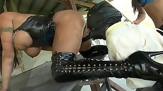 milking slut gets his protein forced to make her cum