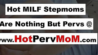 my disappointed milf stepmom woke me up and banged me