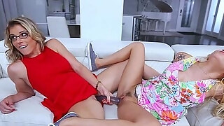 big tit teen marsha may turns to her moms best friend cory chase for sex advice