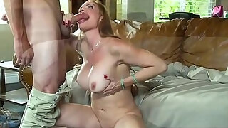 dirty hot ass milf diamond foxx fucks sons friend