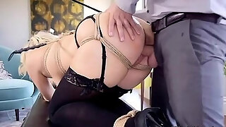 blonde milf and legal age youngager in 3some sm