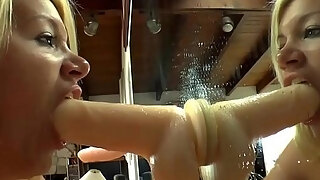 mature golden haired tammy jean banged