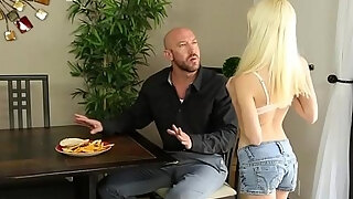 petite hottie fucked by mature chap