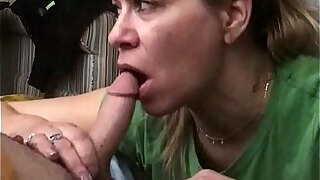 petite milf blows my cock alright