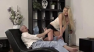 old4k mature boy uses finger ticklings to get ready babes fur pie for his tongue banging