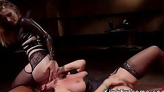 therapist female dom ass fuck copulates breasty milf