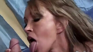 mature kristina cross drains a dick like an old pro