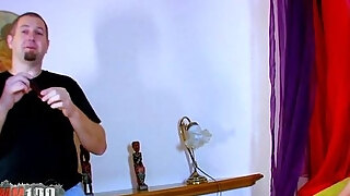 blonde milf having her 1st in demand clip in this anal invasion audition
