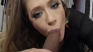 perverted pawg mommy doggystyle slammed by son