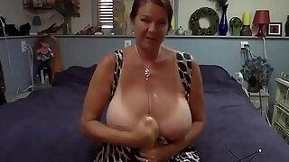 big tit mommy jerk instructions joi
