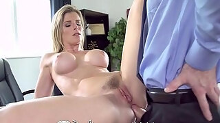 puremature round arse assistant milf cory chase rectal fucked