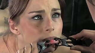 bigtits milf predominated and taunted by female domination