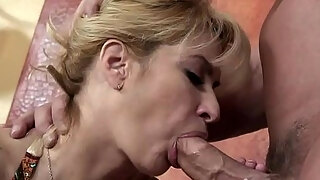 stunning milf cant live without to rail his prick