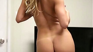 step mom gets naked and waxes the knob of young cock