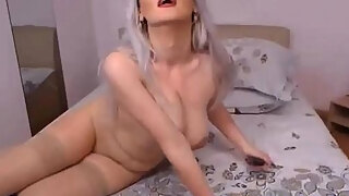 deep anal and pussy fuck for curvy milf