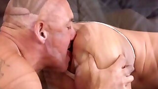 daddy4k mature boy begins spontaneous hump with winsome youthful legal age juvenileager