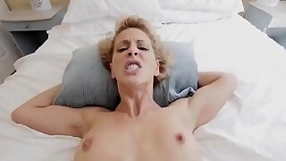 mom agent harder cherie deville in impregnated by my stepcompanions sonny