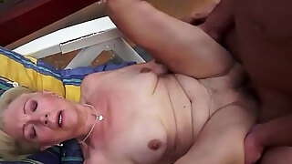 hairy peculiarly grannies pussyfucked outdoors